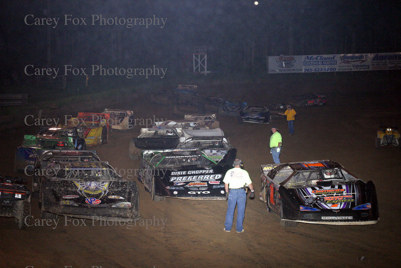 June 28, 2010 - Summer Nationals - Late Models