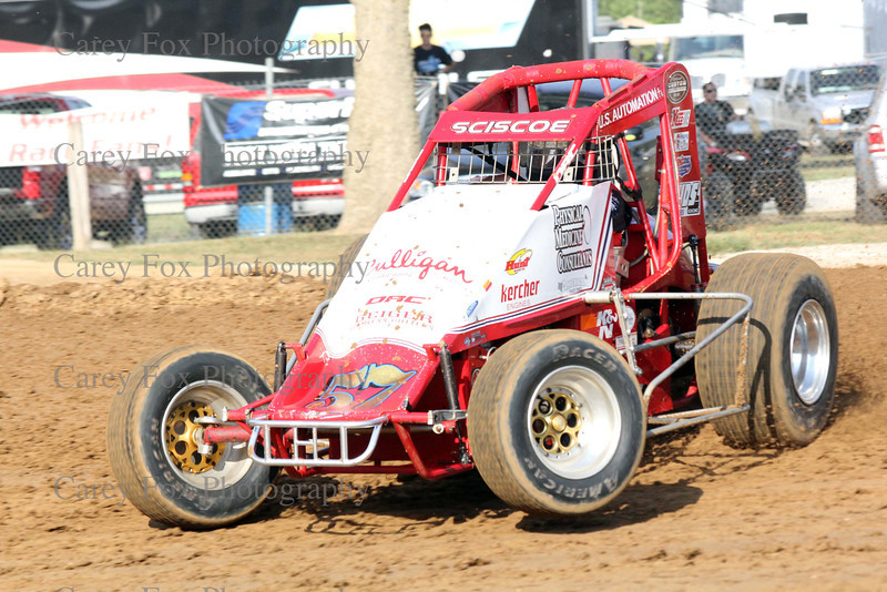 Indiana Sprint Week - July 22, 2012