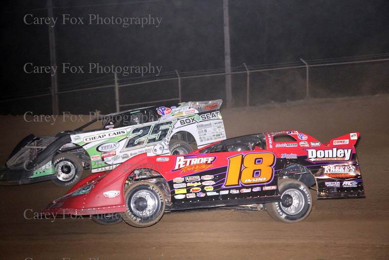 June 26, 2012 Hell Tour - Late Models
