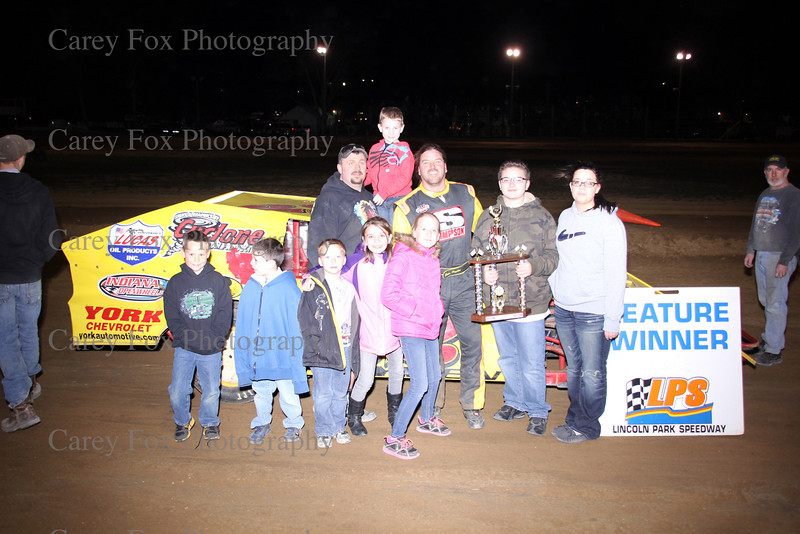 April 6, 2013 - Sprints and Modifieds