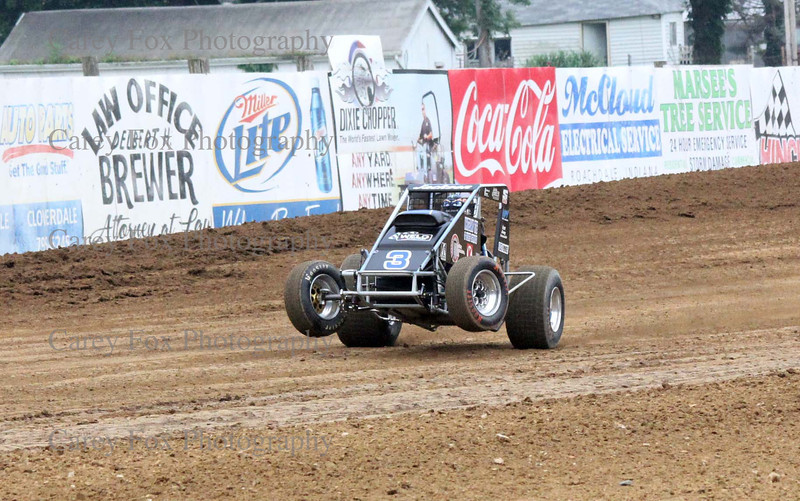 July 4 - USAC Sprint Cars