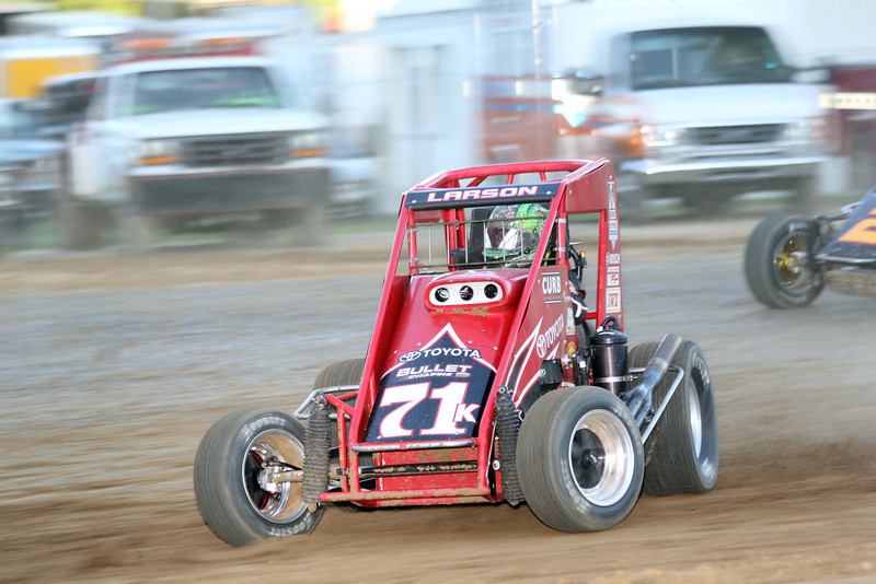 June 13, 2013 - Indiana Midget Week