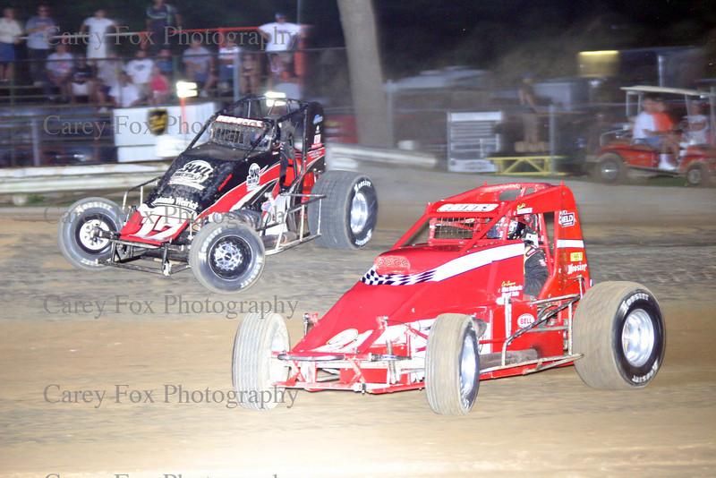 July 24, 2010 (USAC Sprints)