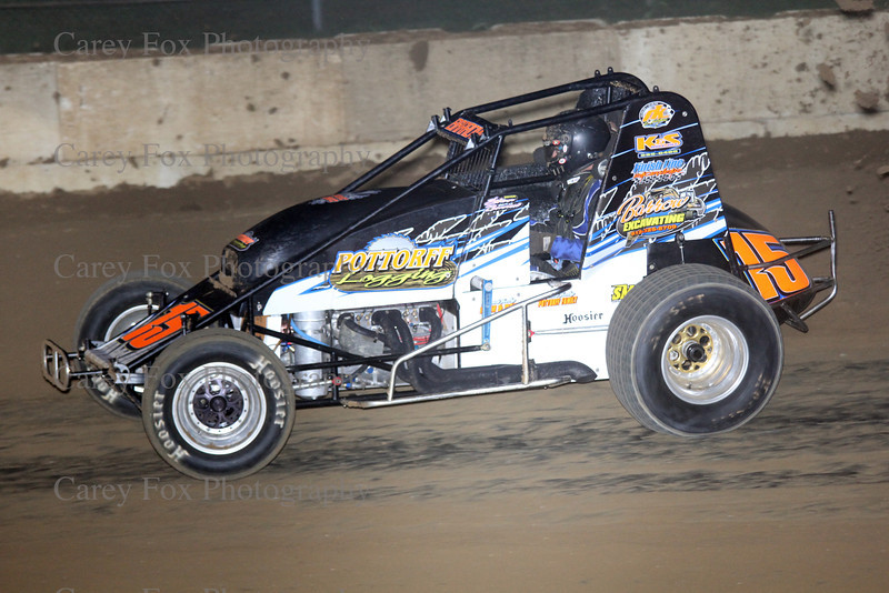 Midwest Sprint Car Series - August 20