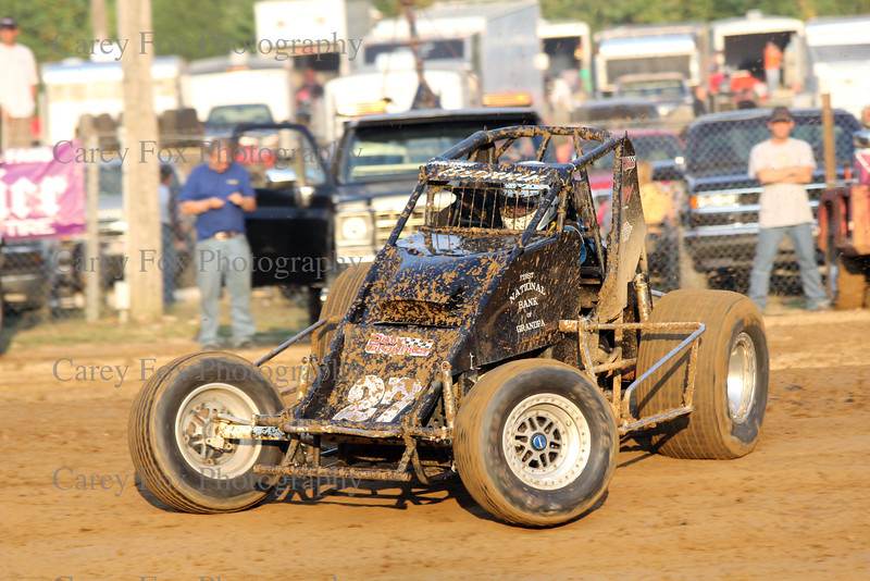 September 10, 2011 - sprints, super stocks and bombers