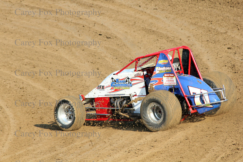 June 16, 2012 Sprints and Modifieds