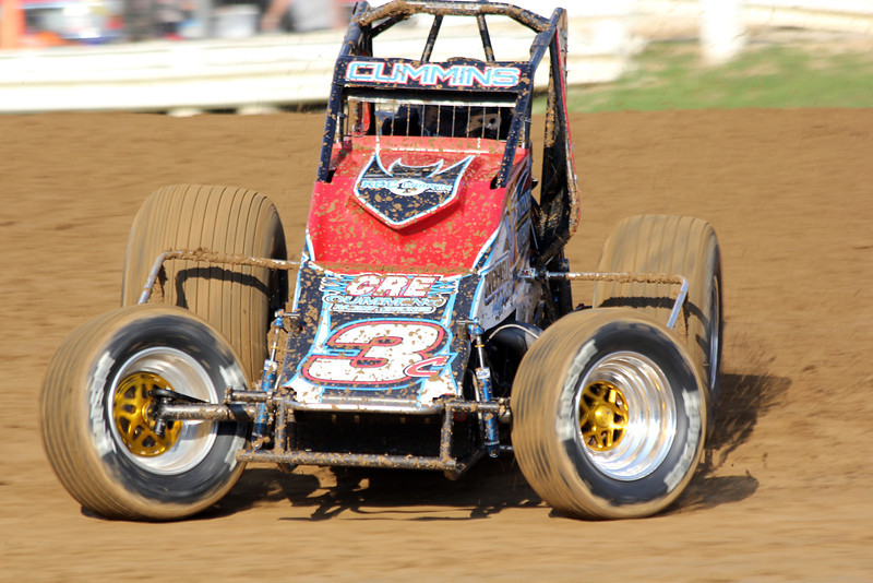 August 10, 2013 - Sprints (MSCS) and Modifieds