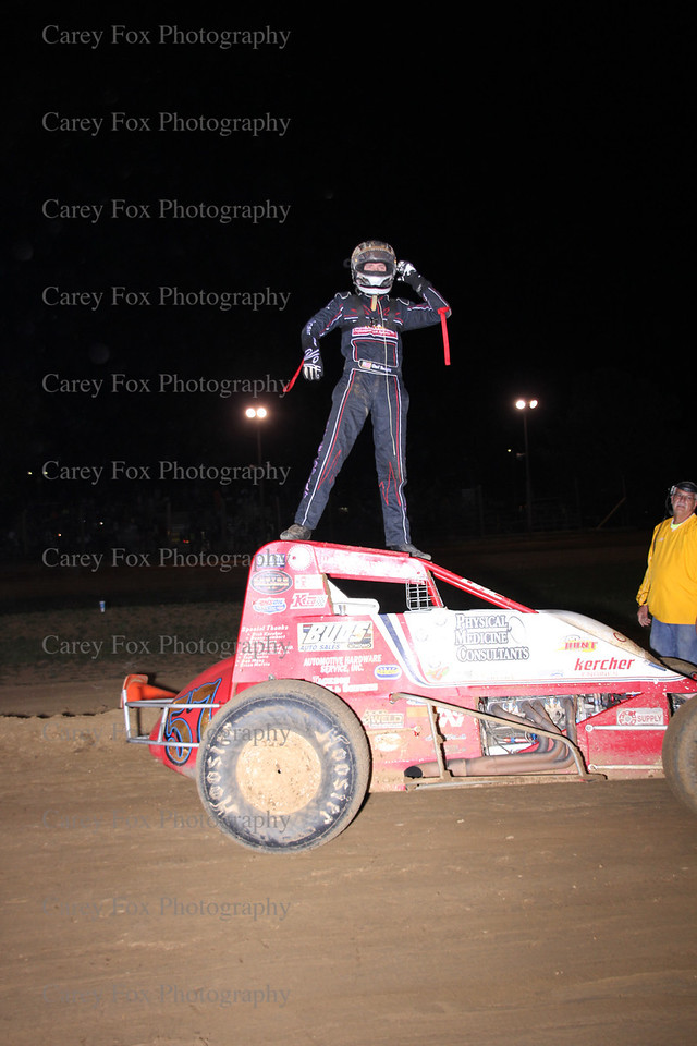 July 27, 2013 - Sprints and modifieds