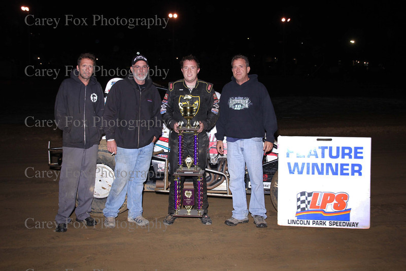 September 21, 2013 - Sprints and modifieds