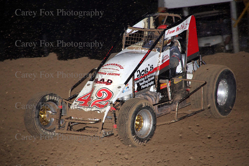 September 28, 2013 - Sprints and modifieds