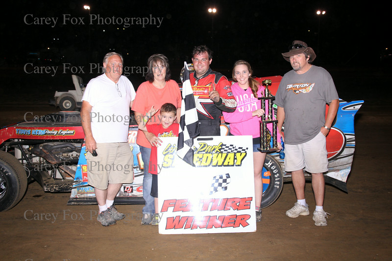 August 6, 2014 - Sprints and Modifieds