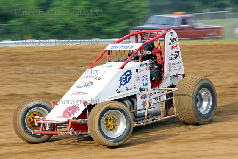 June 12, 2014 (Midget Week) - Sprints and Modifieds