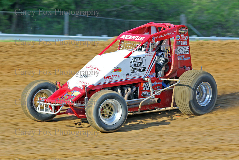 May 17, 2014 - Sprints and Modifieds