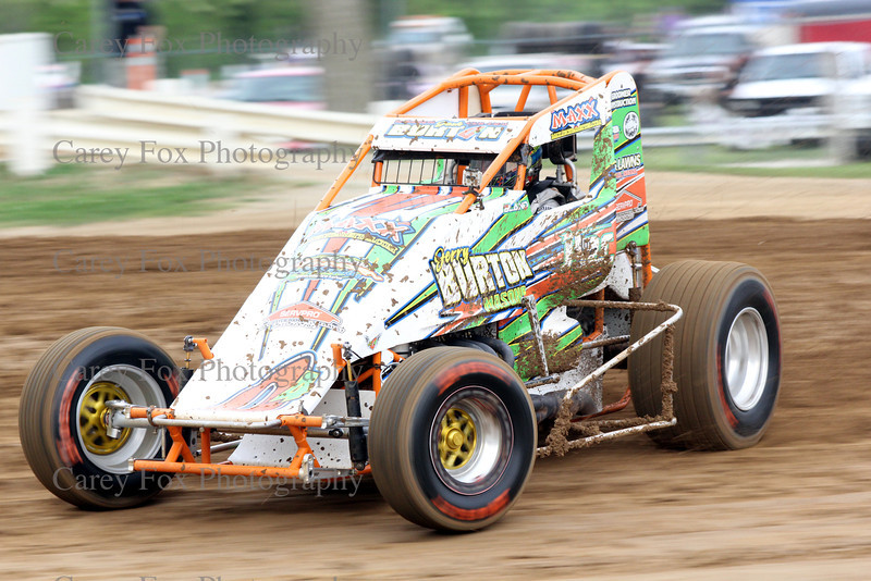 May 24, 2014 - Sprints and Modifieds